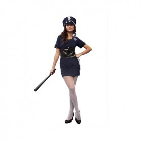 DISFRAZ POLICIA MUNICIPAL MUJER
