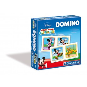 DOMINO MICKEY MOUSE CLUBHOUSE