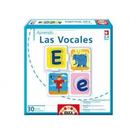 APRENDO LAS VOCALES EDUCA