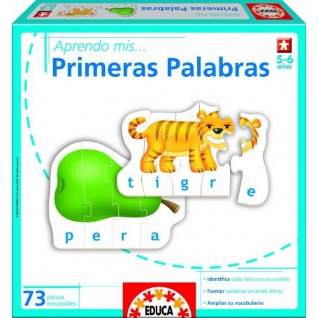 APRENDO MIS PRIMERAS PALABRAS