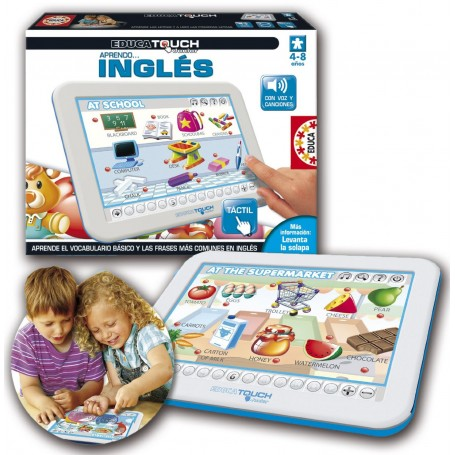 EDUCA TOUCH APRENDO INGLES