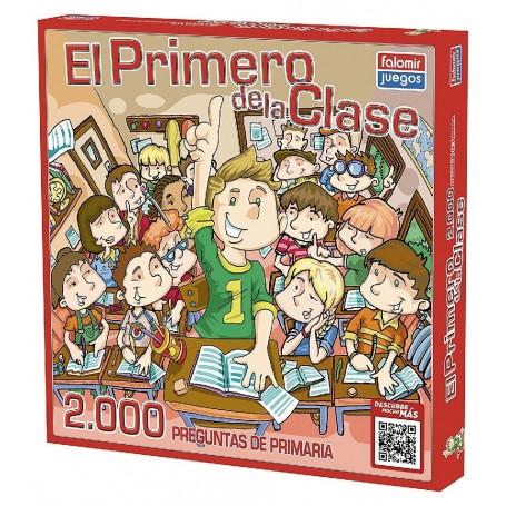 JUEGO PRIMERO CLASE 2000