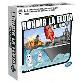BATTLESHIP HUNDIR LA FLOTA