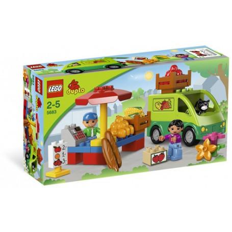 EL MERCADO LEGO DUPLO