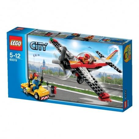 AVION ACROBATICO LEGO