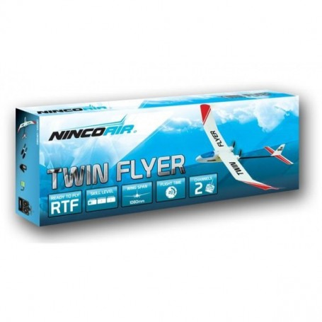 AVION NINCOAIR TWIN FLYER R/C