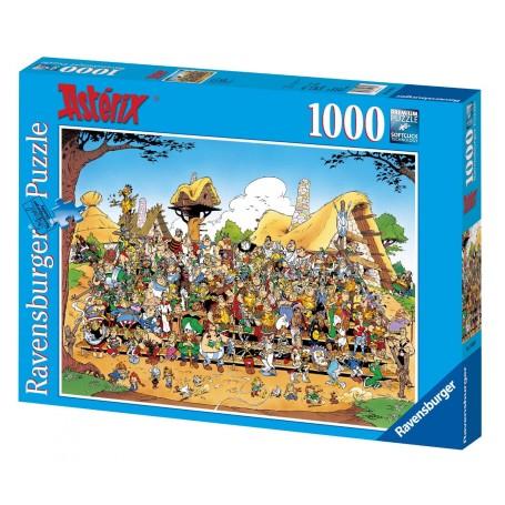 PUZZLE ASTERIX FOTO FAMILIA 1000PZ