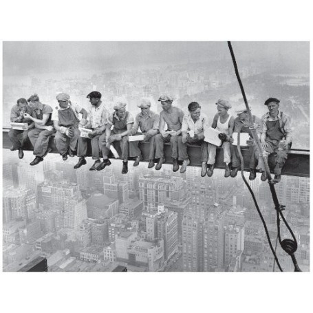 PUZZLE HORA DE ALMUERZO NEW YORK 1000 PZAS