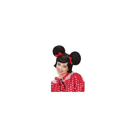 PELUCA RATONCITA MINNIE MOUSE