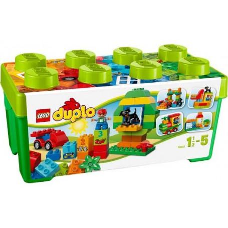 CAJA DE DIVERSIÓN TODO EN UNO LEGO DUPLO 10572