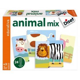 ANIMALS MIX  - Diset Educativa