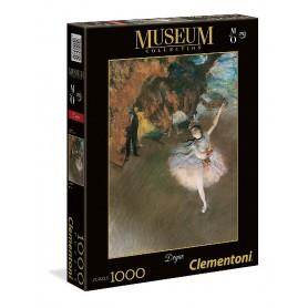 """PUZZLE MUSEO D'ORSAY 1000 PIEZAS DEGAS: """"L´ETOILE"""""""