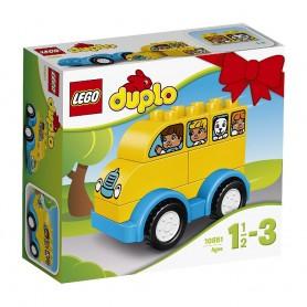MI PRIMER AUTOBÚS 10851 LEGO DUPLO