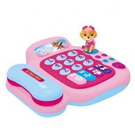 ACTIVY TELEFONO Y PIANO PAW PATROL NIÑA