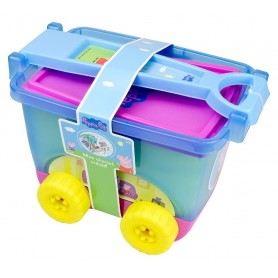 PEPPA PIG - MI TROLLEY CREATIVO