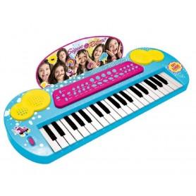 TECLADO PIANO SOY LUNA DISNEY CONEXION MP3