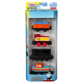 MULTIPACK DE LOCOMOTORAS THOMAS & FRIENDS