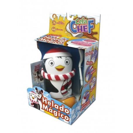 CEFA CHEF HELADO MAGICO
