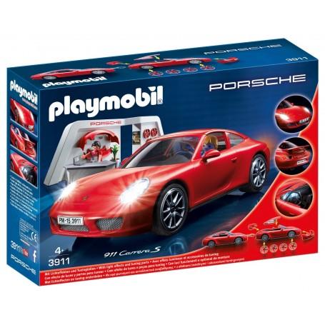 PORSCHE 911 CARRERAS S PLAYMOBIL 3911
