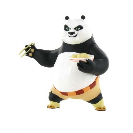 FIGURA PO COMIDA KUNG FU PANDA