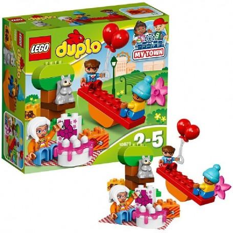 FIESTA DE CUMPLEAÑOS 10832 LEGO DUPLO