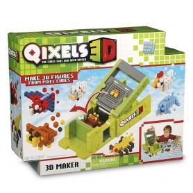 QIXELS - 3D BUILDER