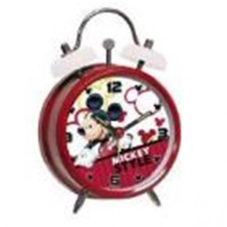 DESPERTADOR RELOJ MICKEY MOUSE