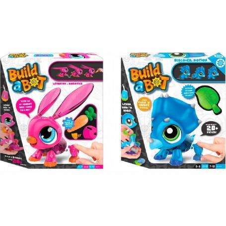 BUILD A BOT : BUNNY & DINO (surtido: modelos aleatorios)