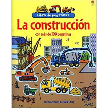 LA CONSTRUCCION (LIBRO DE PEGATINAS)