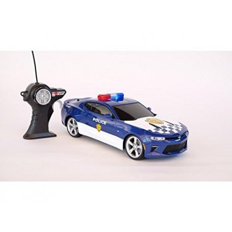 MAISTO TECH - COCHE DE POLICÍA CON RADIO CONTROL