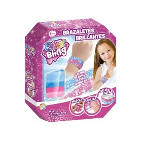 COLOR BLING - BRAZALETES BRILLANTES
