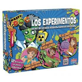 NASTY DOC LOS EXPERIMENTOS