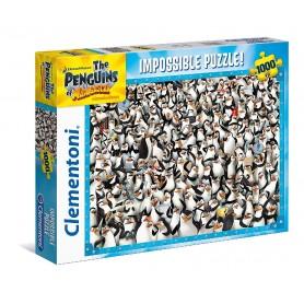 PUZZLE 1000 PIEZAS PENGUINS