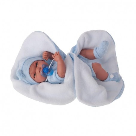 BABY TONET MANTA NUEVA 33CM - ANTONIO JUAN