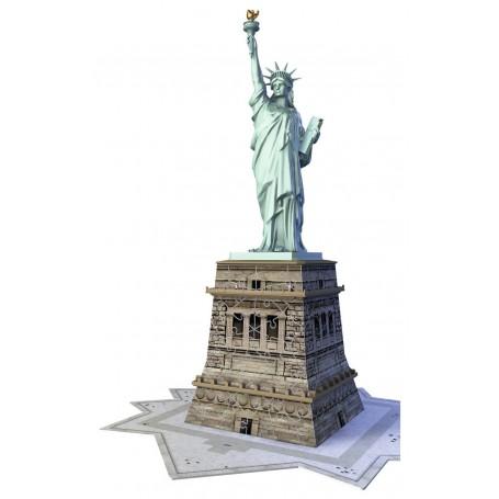 PUZZLE 3D ESTATUA DE LA LIBERTAD, NUEVA YORK