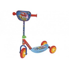 SUPER WINGS PATINETE 3 RUEDAS