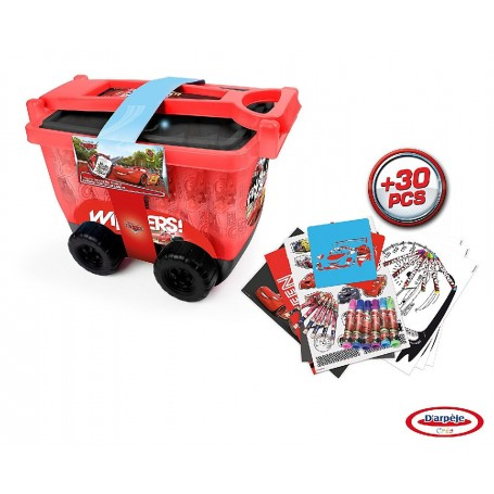 CARS 3 - MI TROLLEY CREATIVO