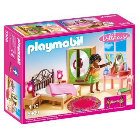 HABITACIÓN PRINCIPAL PLAYMOBIL 5309