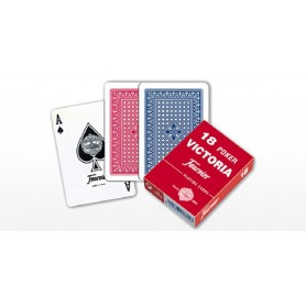 BARAJA POKER Nº 18 (55 CARTAS) - FOURNIER