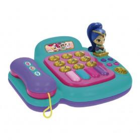TELÉFONO Y PIANO CON FIGURA SHIMMER & SHINE