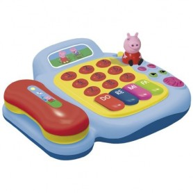 PEPPA PIG TELEFONO CON SONIDOS