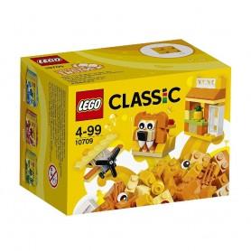 CAJA CREATIVA NARANJA 10709 LEGO CLASSIC