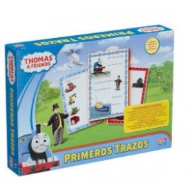 PRIMEROS TRAZOS THOMAS & FRIENDS