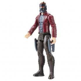 FIGURA STAR-LORD AVENGERS MARVEL INFINITY WAR TITAN HERO SERIES 30 CM