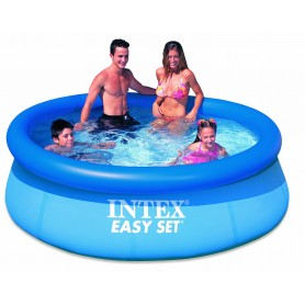 PISCINA HINCHABLE EASY SET 244 X 76 CM