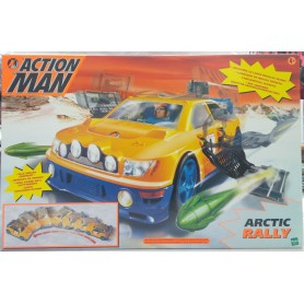 ACTION MAN ARCTIC RALLY
