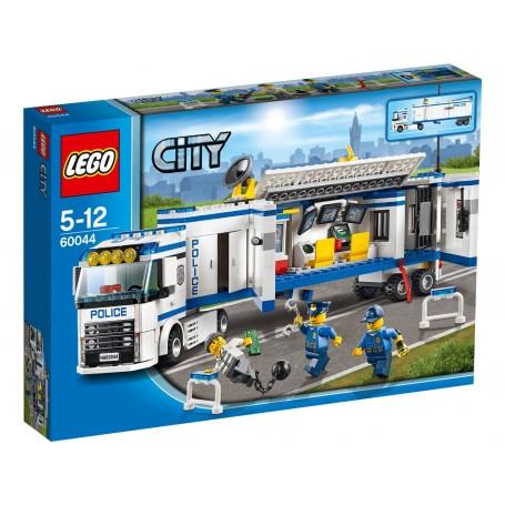 UNIDAD MOVIL DE POLICIA LEGO CITY 60044