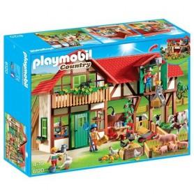 GRANJA  PLAYMOBIL 6120