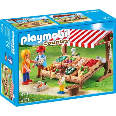 MERCADO PLAYMOBIL 6121