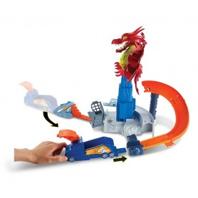 DRAGON ATTACK HOTWHEELS